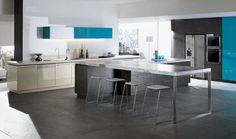 My Dream Kitchen : Inspiration Gallery : Vibrant Contemporary