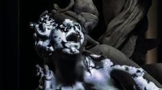 GOLEM X MBA on Vimeo - Projection mapping on statues.