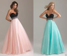 9ed8c1ac141c STOCK New Sweetheart Bridesmaid Dress Formal Prom Party Evening Dress Size  6-16