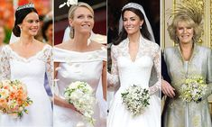 Royal wedding bouquets: From Kate Middleton to Queen Letizia's