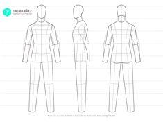 Image result for dibujo maniqui diseñar hombre