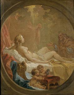 Boucher, François: Danaë