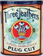 Three Feathers pocket