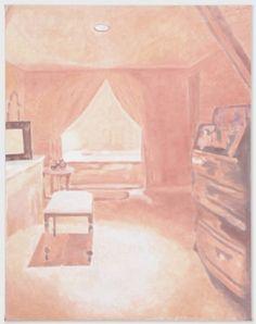 Luc Tuymans » Interior Nr. IDavid Zwirner