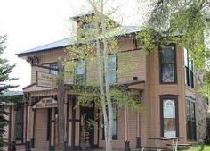 BOO! Take a haunted tour of Breckenridge this week to get in the mood for Halloween http://www.breckenridgerentalplaces.com/