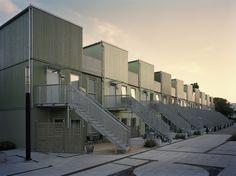 Galeria de Terraços Fittja / Kjellander + Sjöberg Architects - 2