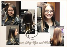 *~Hair by Brittany~* Shimmering and glam!  Here we have Jackie modelling a rich KEUNE color by Brittany. Call *604-852-2228* to Book Your Color Appointment Today with Brittany! www.abbotsfordspa.ca