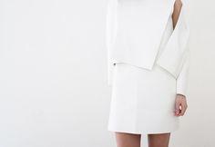 #White #Fashion #Style