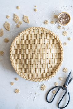Apple and Cardamom Pie with Cardamom and Vanilla Bean Crust — Cloudy Kitchen