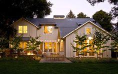 Menlo Oaks Residence - traditional - exterior - san francisco - Arcanum Architecture