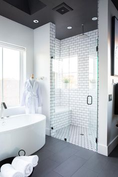 No matter the number of bathrooms in your house, the master suite deserves the grandest (and dreamiest!) look. Check out the details within ...