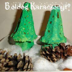 Christmas tree Diy Crafts How To Make, Bagan, Christmas Tree, Christmas Ornaments, Egg, Holiday Decor, Home Decor, Teal Christmas Tree, Eggs