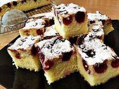 O prajitura de vara, foarte pufoasa si gustoasa :) Romanian Desserts, Romanian Food, No Cook Desserts, Healthy Desserts, Cake Recipes, Dessert Recipes, Something Sweet, Cake Cookies, No Bake Cake
