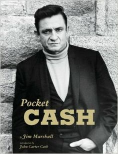 """Jim Marshall, """"Pocket Cash,"""" San Francisco: Chronicle Books, 2010. (Book 11 from the top in photo of book stack)"""