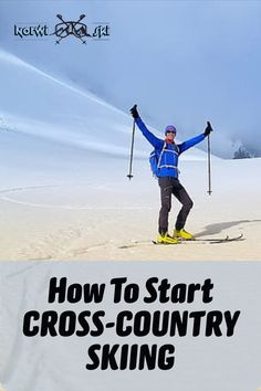 Skiing Quotes, Xc Ski, Forest Drawing, Nordic Skiing, Cross Country Skiing, Winter Activities, Winter Fun, Guide Book, Fun Workouts