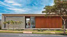 Our Top 10 Modern house designs – Modern Home Villa Design, Facade Design, Facade Architecture, Residential Architecture, Contemporary Architecture, Exterior Wall Cladding, Hm Home, Facade House, Cool House Designs