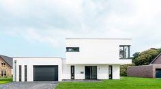 Projekty, Nowoczesny Domy zaprojektowane przez Hellmers P2 | Architektur & Projekte