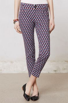 Circlet Charlie Trousers - Anthropologie.com