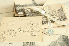 ٠•●●♥♥❤ஜ۩۞۩ஜஜ۩۞۩ஜ❤♥♥●   Vintage French Postcard Bundle  ٠•●●♥♥❤ஜ۩۞۩ஜஜ۩۞۩ஜ❤♥♥●