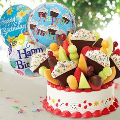 The Perfect Birthday Gift Edible Arrangements
