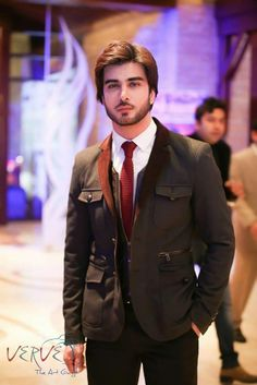 Imran Abbas @ the Great Women awards 2014