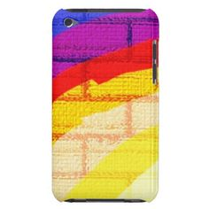 Hlle Multicolor Wall iPod Case-Mate Case