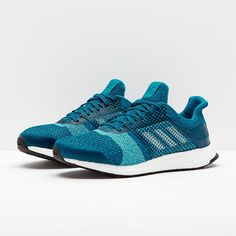premium selection 4f689 48fb1 adidas UltraBOOST ST - Petrol Blue