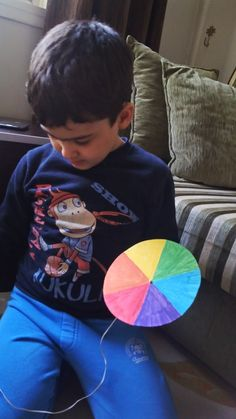Rüzgar ım için montessori ev okulu(montessori homeschool): Spectrum ( ışık tayfı)
