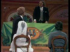 André Van Duin in de trouwzaal  André Van Duin Frans Van Dusschoten Trouwzaal Huwelijk Humor