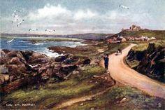 Guernsey, Cobo Bay