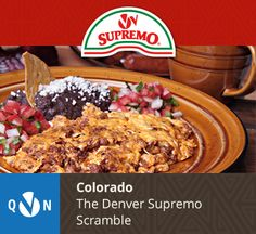 The Denver Supremo Scramble | V&V Supremo