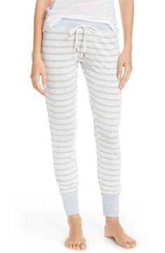 Splendid Cuff French Terry Lounge Pants