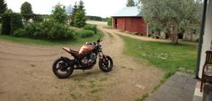 Yamaha xj600S Diversion -94