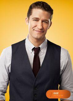 """Matthew Morrison es """"Will Schuester"""".  Glee - Jueves 22.00  #GleeLA #SoyGleek Mira contenido exclusivo en www.foxplay.com"""