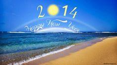 Happy-New-Year-2014-Nature-Desktop-Wallpaper   ZyCMa   Flickr