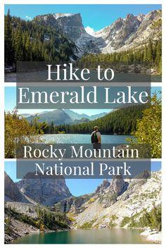 RMNP Hiking, Colorado