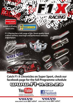 Check them out for any exhausts