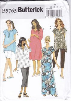 7238 UNCUT Simplicity SEWING Pattern Vintage Misses Pants Skirt Top OOP FF NEW