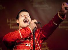 Freddie Mercury / Queen — Madame Tussauds London