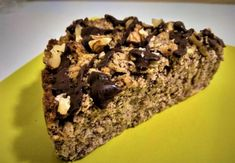 Sweets Cake, Sweet Desserts, Banana Bread, Fitness, Good Food, Low Carb, Keto, Cooking Recipes, Food And Drink