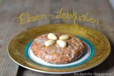 S-Küche : Weltbeste Elisen-Lebkuchen