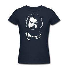 Bud Spencer T-Shirt   Spreadshirt   ID: 16854232