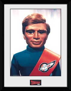 Recreate the Tracy lounge from Thunderbirds in your own home with these collectors' edition prints of the Tracy bothers! Thunderbirds Are Go, Fantasy Comics, Cinema, Music Tv, Avatar, Nostalgia, Tv Shows, Poster Prints, Comic Books