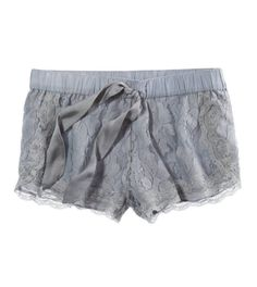 Lace sleep boxers//