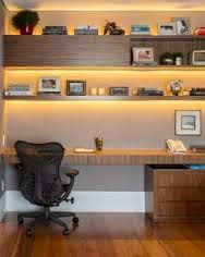 Resultado de imagen para home office pequeno quarto