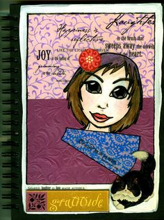 Art Journals - ALCHEMY: discovering, exploring, enjoying