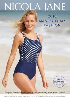 e3dc6030f7 Jane Clothing, Mastectomy Swimsuits, Tankini Top, Breast Cancer Awareness,  Surgery, Bathing