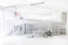 EXTERNAL REFERENCE ARCHITECTS: Barcelona Loft