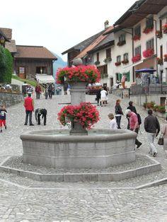 Gruyère, Switzerland.