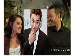 what has emerged as yet another celebrity gossip that Kristen stewart was cheating on Robert pattinson and this has been caught on camera. she was with director rupert sanders.